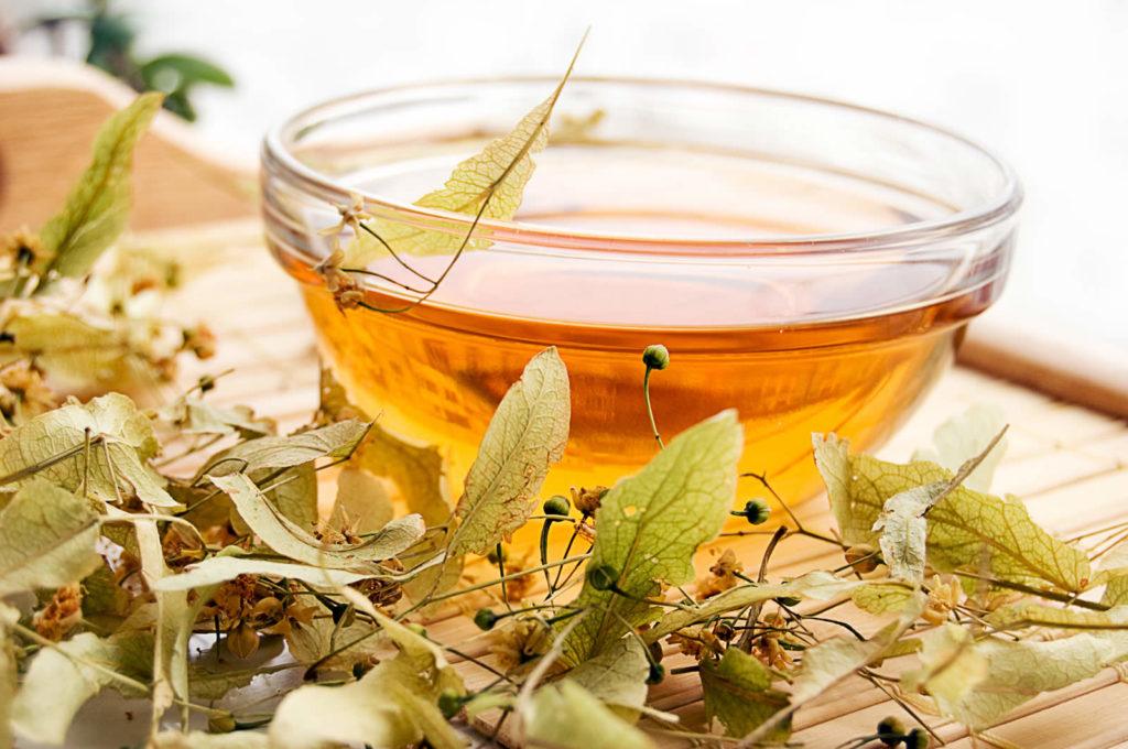 Lime Tree Herbal Tea